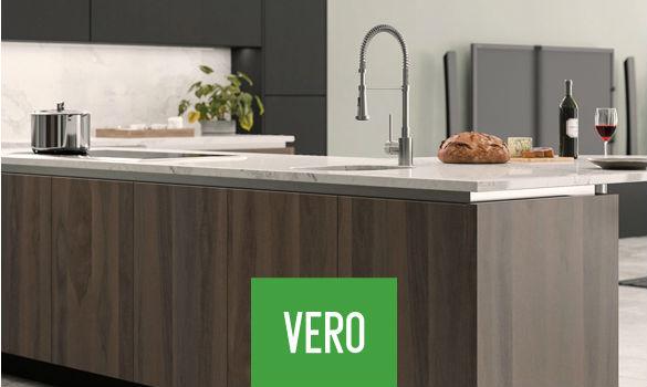 Kitchen Bathroom Frameless Cabinets